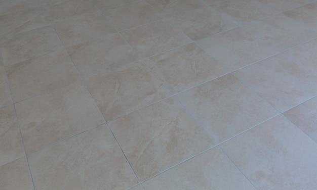 Brązowe ceramiczne płytki podłogowe zbliżenie tekstury