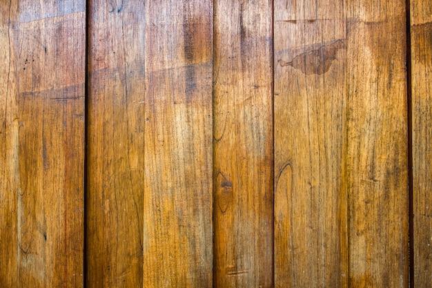 Brązowe deski drewno szorstkie tło tekstury
