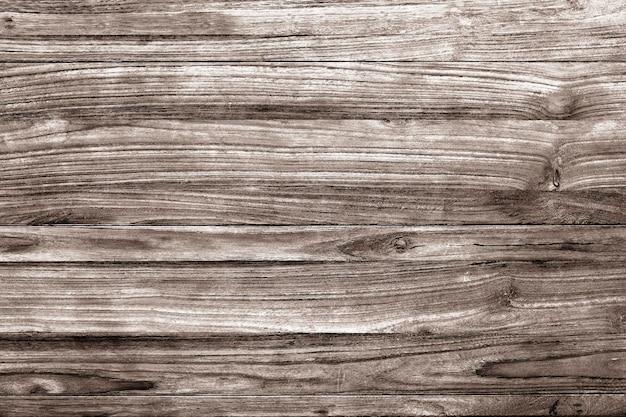 Brązowe drewniane teksturowane tło