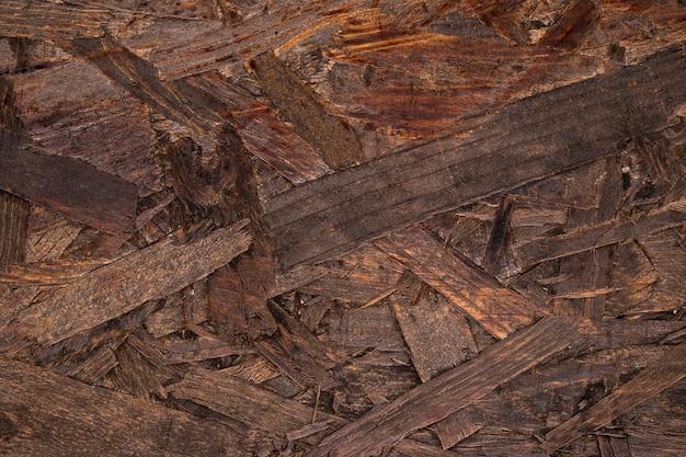 Brązowe drewniane teksturowanej tło
