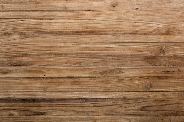 Brązowe drewniane tekstury podłogi w tle