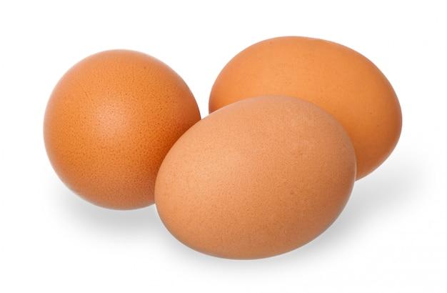 Brązowe jajka