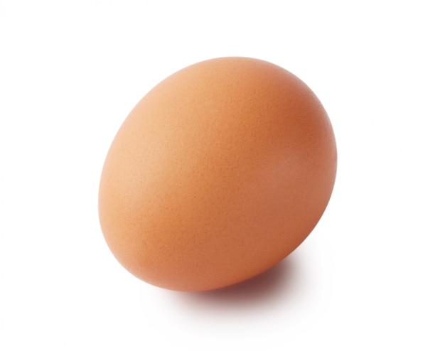Brązowe jajko