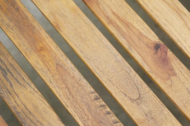 Brązowe listwy drewniane na tle