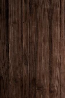 Brązowe puste tło tekstury drewna orzechowego