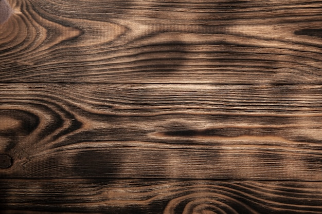 Brązowe stare drewno tekstury tła