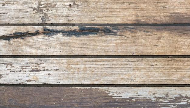 Brązowy drewniany stół szorstki tekstura tło texture