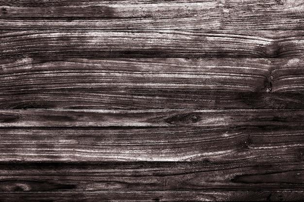 Brązowy drewniany teksturowany wzór tła