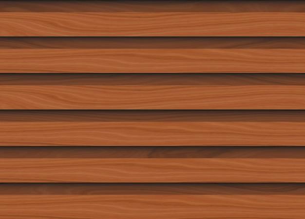 Brązowy drewno panele ścienne tło.