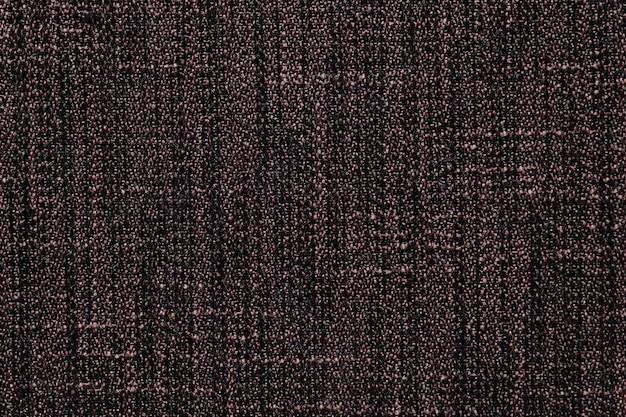 Brązowy dywan z tkaniny tekstury tła