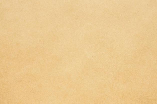 Brązowy ekologiczny papier z recyklingu tekstury tło karton