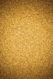 Brązowy korek drewna tekstury tła.