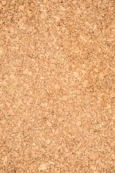 Brązowy korek teksturowany zbliżenie