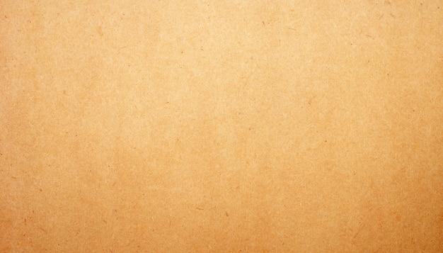 Brązowy papier lub karton tekstura dla tła.