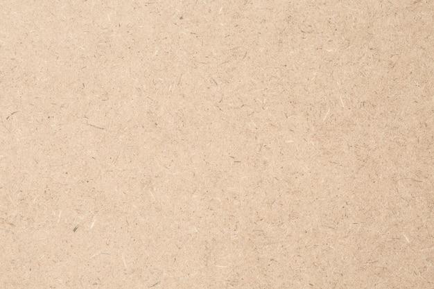 Brązowy papier lub tło z makulatury