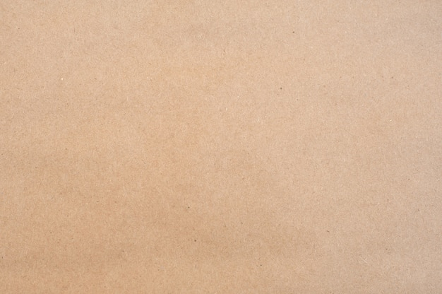 Brązowy papier tekstury. brązowe tło