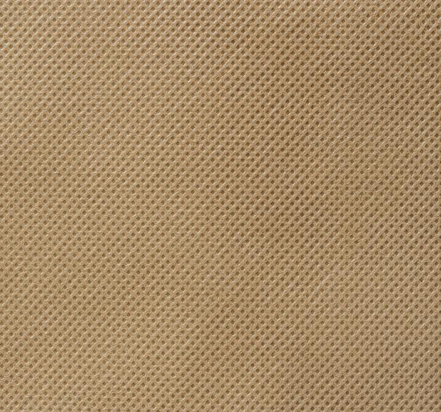 Brązowy tkanina tekstura tło