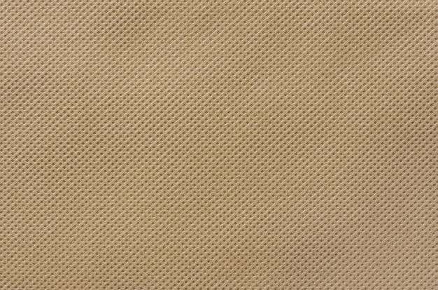 Brązowy włóknina tekstura tło