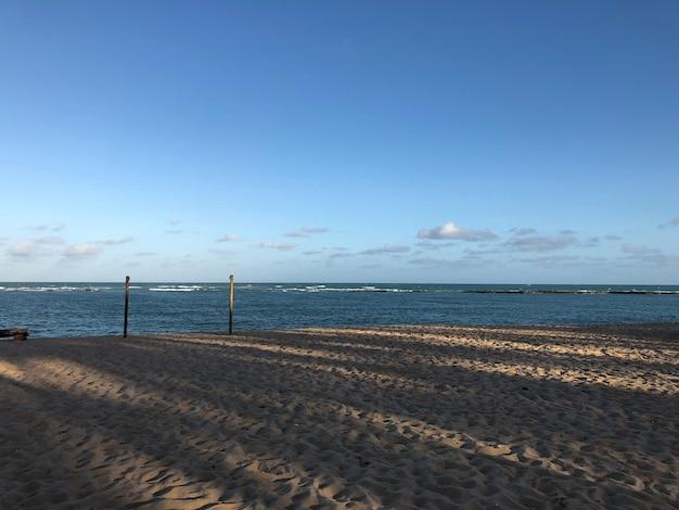 Brazylijska plaża