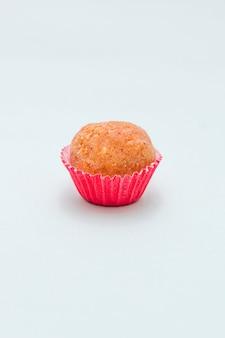 Brigadeiro de pacoca, bardzo popularny cukierek z orzeszków ziemnych, popularny na brazylijskich czerwcowych imprezach.
