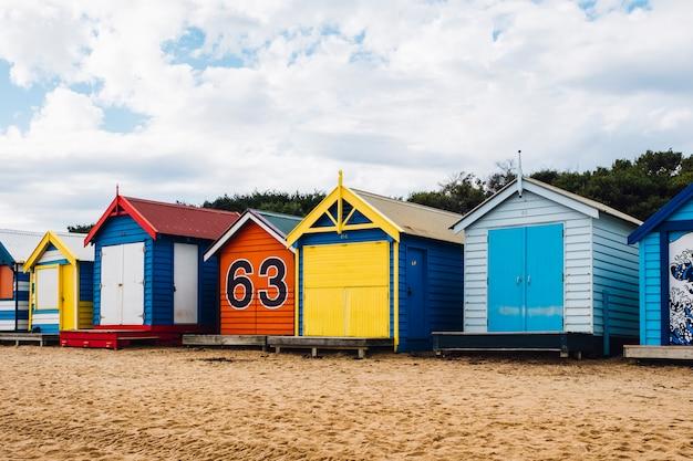 Brighton kąpielowe