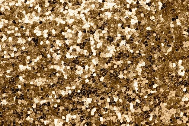 Brokat metaliczny tło złoto