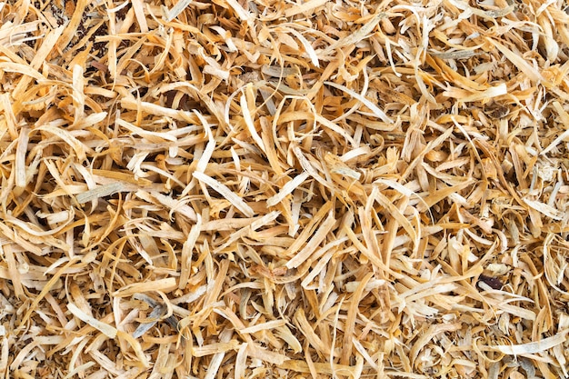 Brown drewniany trocinowy natury tekstury tło