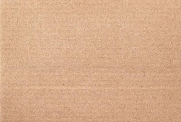 Brown kartonu prześcieradła abstrakta tło