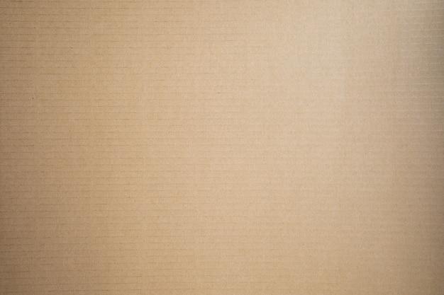 Brown papieru zakończenie w górę tekstury tła