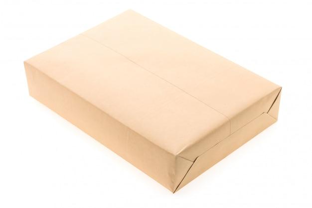 Brown prezenta pudełko odizolowywający