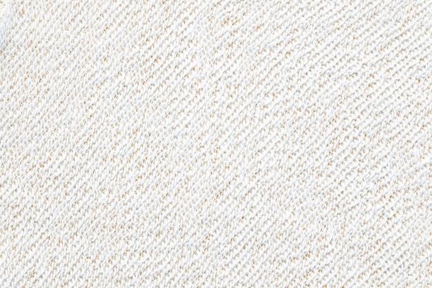 Brown pulower tkanina knited bawełnę textured tło