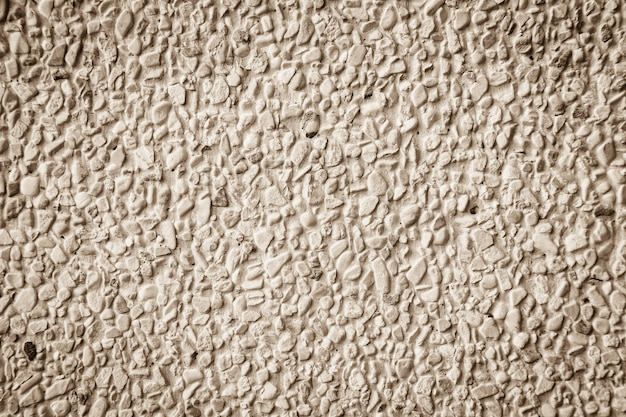 Brown ściana z cegieł tło cement