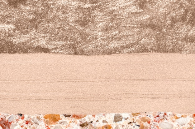 Brown textured ścienny tło