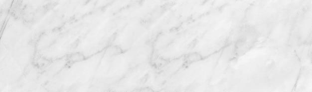 Brudna tekstura białego marmuru panorama ma kurz
