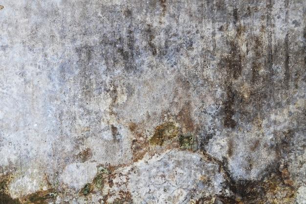 Brudne tło powierzchni betonu grunge
