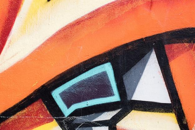 Brudny efekt dekoracyjne cementu retro