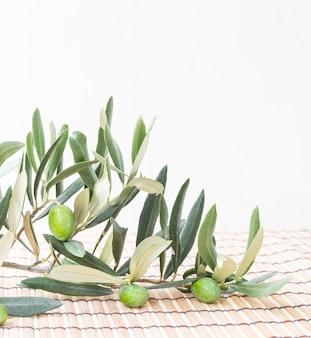 Brunch z drzewa oliwnego