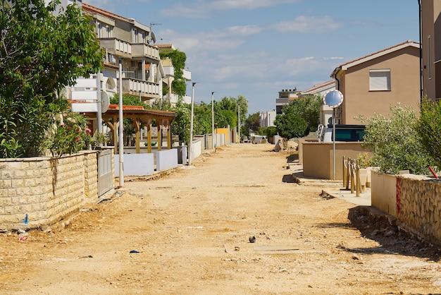 Budowa drogi przebudowa drogi powiatowej
