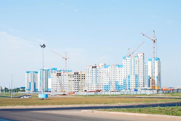 Budowa nowej dzielnicy