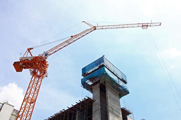 Budowa rusztowania