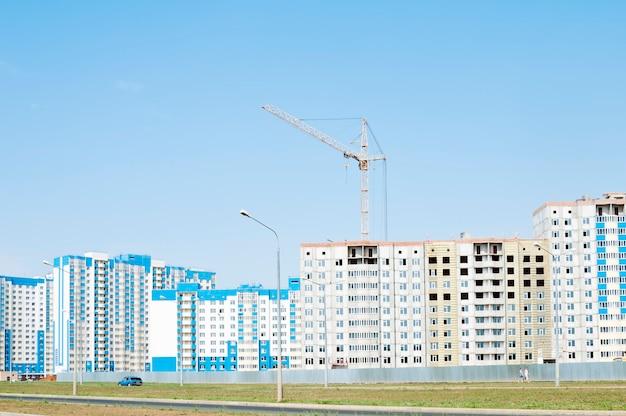 Budowa w mieście