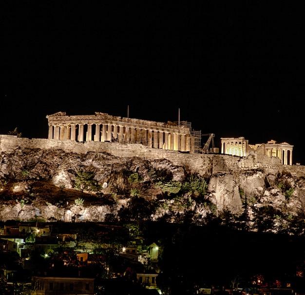 Budynek akropolu