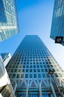Budynek biurowy w londynie, w anglii