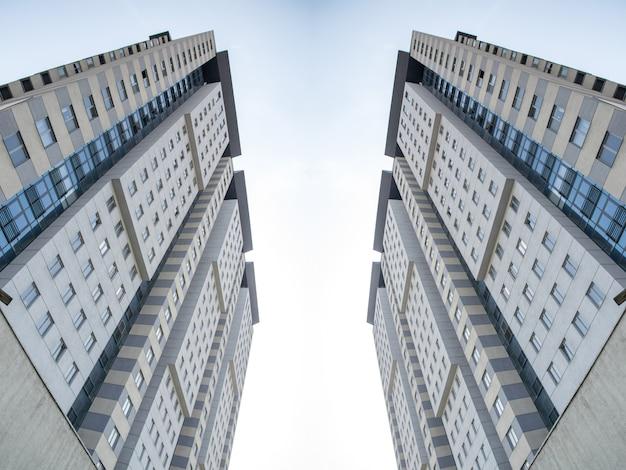 Budynek od dołu