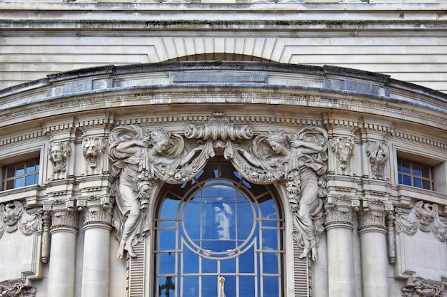 Budynek w mieście londyn, anglia, wielka brytania