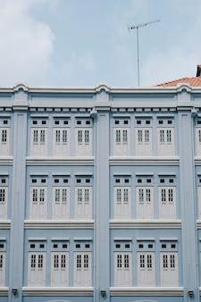 Budynek w stylu kolonialnym