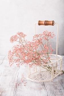 Bukiet różowej łyszczec