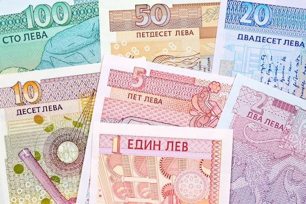Bułgarskie pieniądze - opuść powierzchnię biznesową