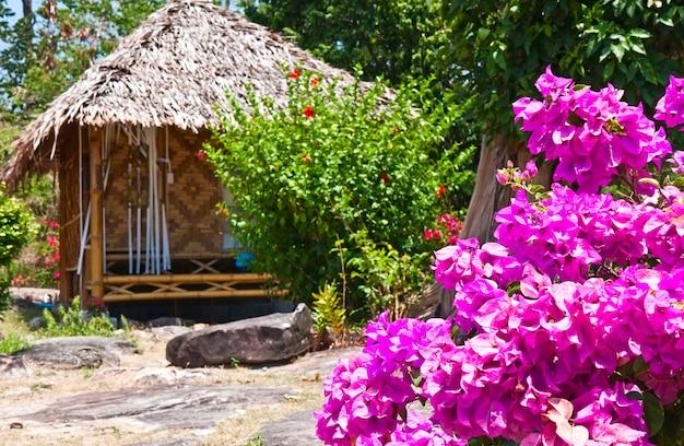 Bungalow w pięknym ogrodzie?