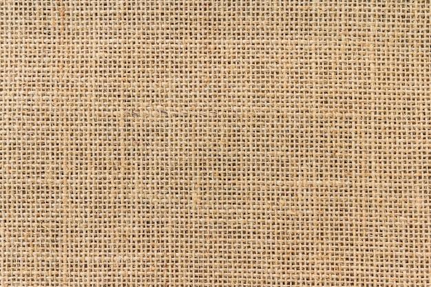 Burlap workowa tekstura i tło